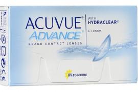 Двухнедельные линзы Acuvue Oasys, 6 линз