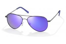 Очки Polaroid P5412D (PLD6012-S-R4B-MF) (Солнцезащитные очки унисекс)