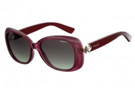 Очки Polaroid PLD4051-S-LHF-55-WJ (Солнцезащитные женские очки)