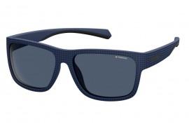 Очки Polaroid PLD7025-S-FLL-59-C3 (Солнцезащитные мужские очки)