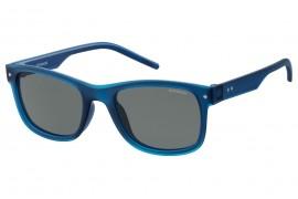 Детские очки Polaroid PLD8021-S-QMU-47-67, возраст: 8-12 лет