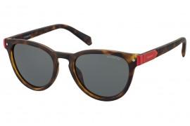 Детские очки Polaroid PLD8026-S-086-47-M9, возраст: 4-7 лет