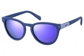Детские очки Polaroid PLD8026-S-B3V-47-MF, возраст: 4-7 лет