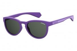 Детские очки Polaroid PLD8030-S-B3V-48-M9, возраст: 4-7 лет