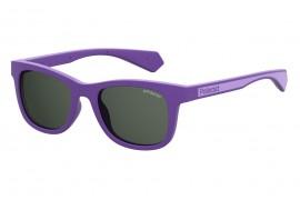 Детские очки Polaroid PLD8031-S-B3V-45-M9, возраст: 4-7 лет