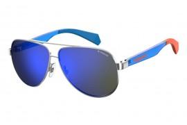 Детские очки Polaroid PLD8034-S-PJP-55-5X, возраст: 8-12 лет