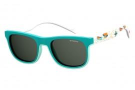 Детские очки Polaroid PLD8035-S-1ED-45-M9, возраст: 4-7 лет