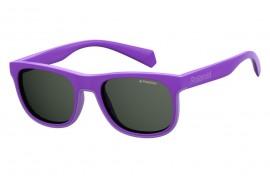 Детские очки Polaroid PLD8035-S-B3V-45-M9, возраст: 4-7 лет