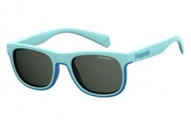 Детские очки Polaroid PLD8035-S-MVU-45-M9, возраст: 4-7 лет