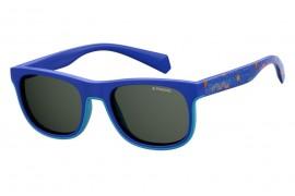 Детские очки Polaroid PLD8035-S-PJP-45-M9, возраст: 4-7 лет
