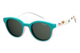 Детские очки Polaroid PLD8036-S-1ED-42-M9, возраст: 4-7 лет