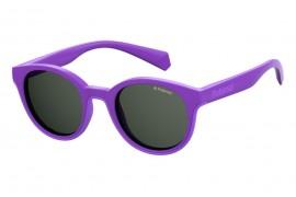 Детские очки Polaroid PLD8036-S-B3V-42-M9, возраст: 4-7 лет