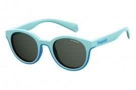 Детские очки Polaroid PLD8036-S-MVU-42-M9, возраст: 4-7 лет