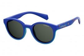 Детские очки Polaroid PLD8036-S-PJP-42-M9, возраст: 4-7 лет