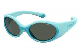 Детские очки Polaroid PLD8037-S-MVU-43-M9