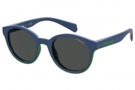 Детские очки Polaroid PLD8040-S-RNB-44-M9