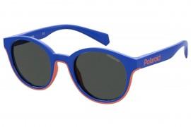 Детские очки Polaroid PLD8040-S-RTC-44-M9