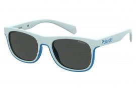 Детские очки Polaroid PLD8041-S-2X6-47-M9