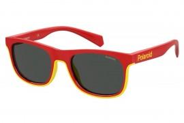 Детские очки Polaroid PLD8041-S-AHY-47-M9