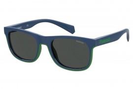 Детские очки Polaroid PLD8041-S-RNB-47-M9
