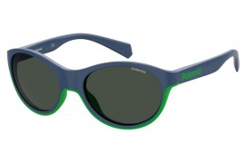 Детские очки Polaroid PLD8042-S-RNB-49-M9