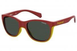 Детские очки Polaroid PLD8043-S-AHY-47-M9