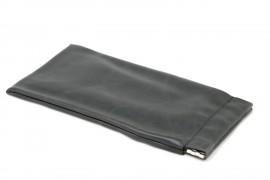 Кожаный чехол под очки  с пружиной aks-s921-2
