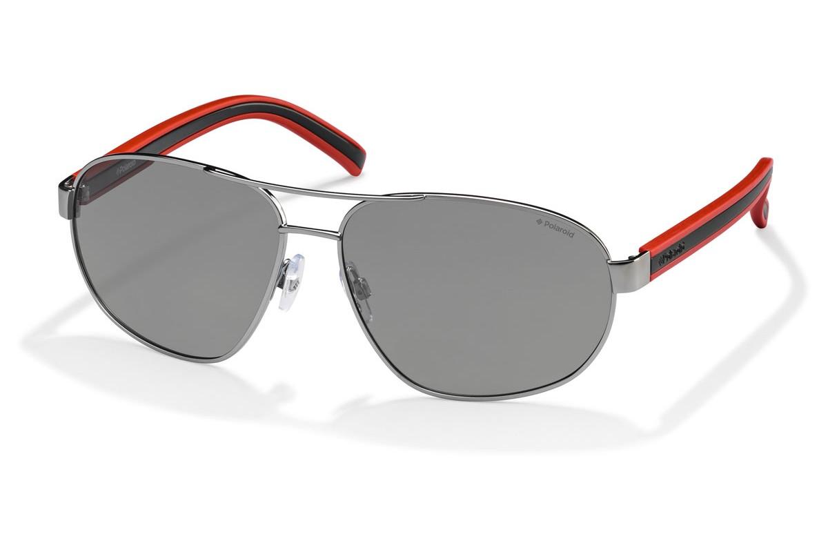 Очки Polaroid F5411B (PLD2011-S-QOS-AH2) (Солнцезащитные мужские очки)