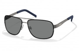 Очки Polaroid F6403B (PLD2025-S-LJ7-63-C3) (Солнцезащитные мужские очки)