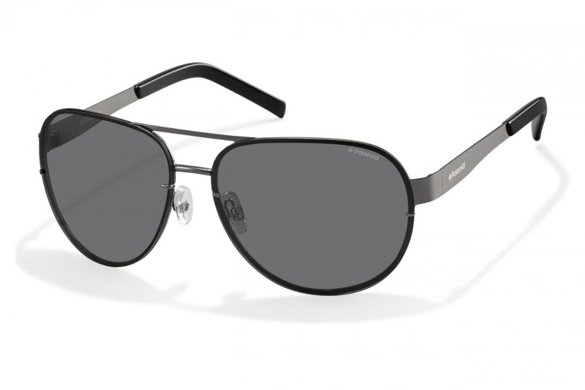 Очки Polaroid F6404B (PLD2026-S-CVL-63-Y2) (Солнцезащитные мужские очки)