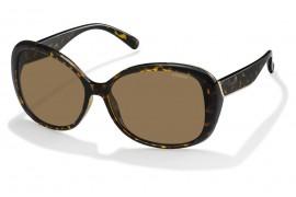 Очки Polaroid F6802D (PLD4023-S-V08-58-IG) (Солнцезащитные женские очки)