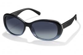Очки Polaroid F6803B (PLD4024-S-LK6-58-WJ) (Солнцезащитные женские очки)