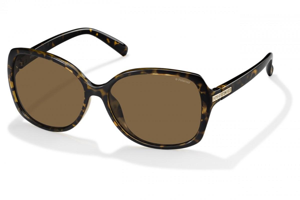 Очки Polaroid F6805D (PLD5011-S-V08-58-IG) (Солнцезащитные женские очки)