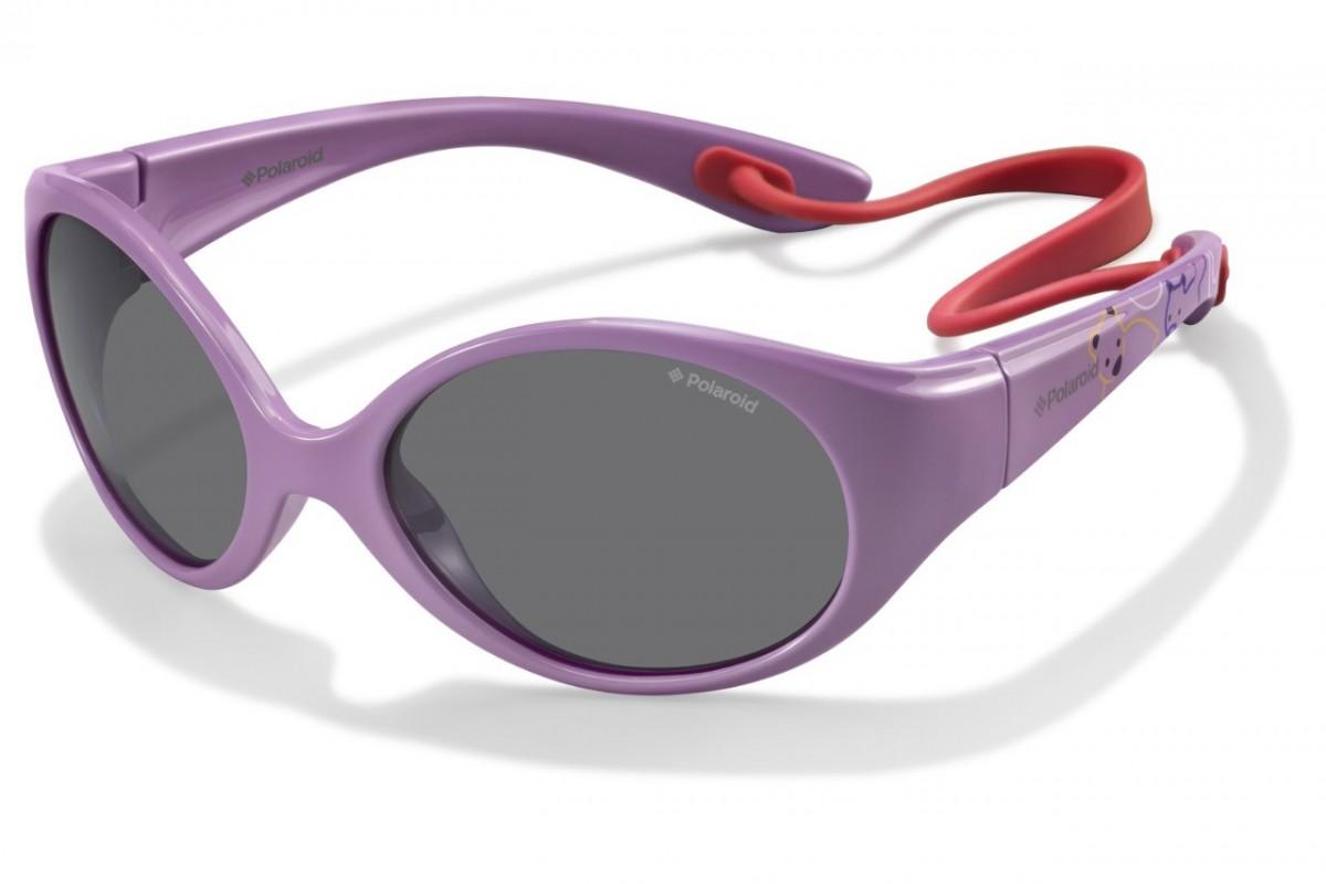 Детские очки Polaroid K6010B (PLD8010-S-MIE-47-Y2), возраст: 1-3 года