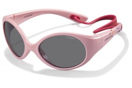 Детские очки Polaroid K6010D (PLD8010-S-NM9-47-Y2), возраст: 1-3 года