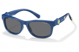 Детские очки Polaroid K6011A (PLD8011-S-MBW-44-Y2), возраст: 1-3 года