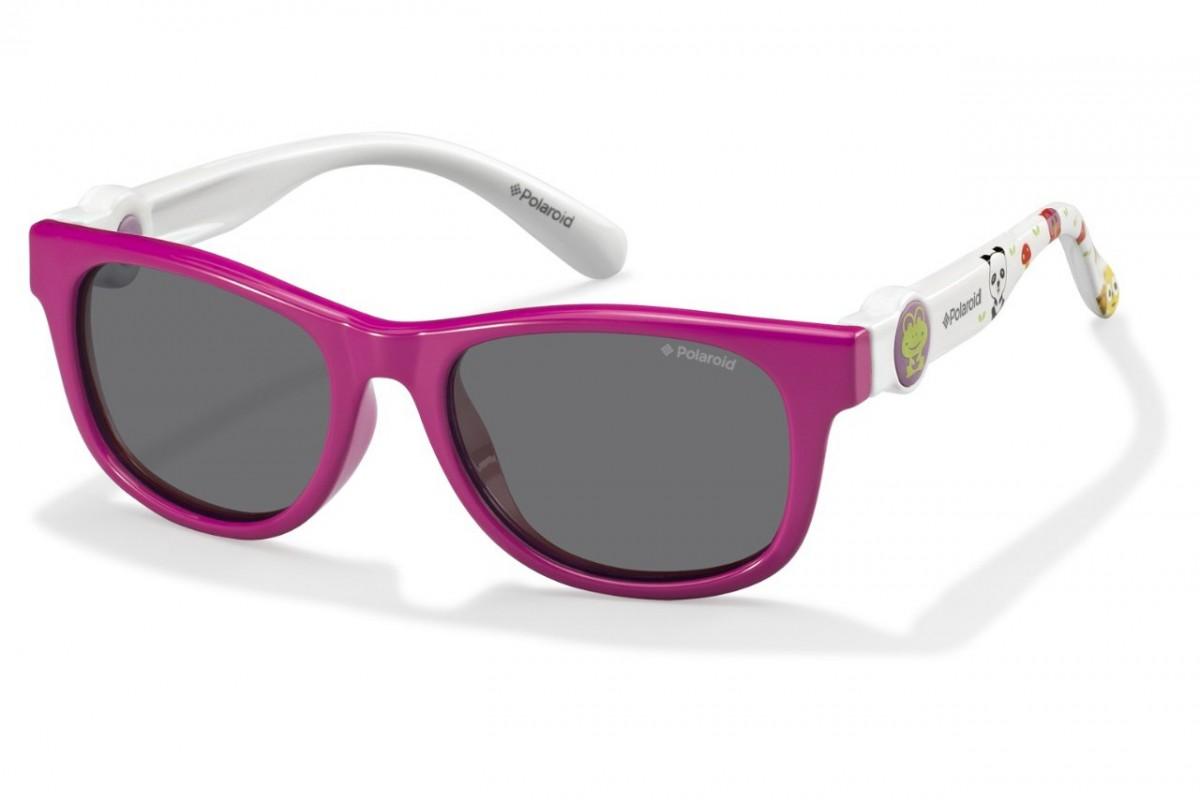 Детские очки Polaroid K6011C (PLD8011-S-NDZ-44-Y2), возраст: 1-3 года