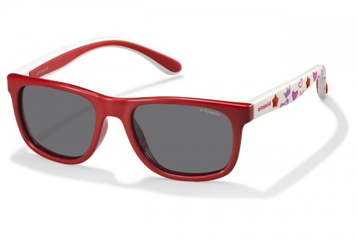Детские очки Polaroid K6012A (PLD8012-S-MC4-46-Y2), возраст: 4-7 лет