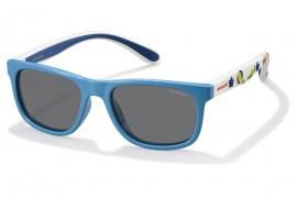 Детские очки Polaroid K6012D (PLD8012-S-OFJ-46-Y2), возраст: 4-7 лет
