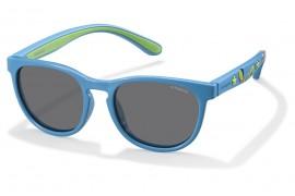 Детские очки Polaroid K6013A (PLD8013-S-MBL-46-Y2), возраст: 4-7 лет