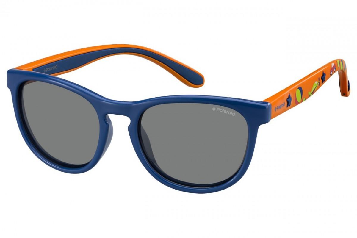 Детские очки Polaroid K6013C (PLD8013-S-ME2-46-JY), возраст: 4-7 лет