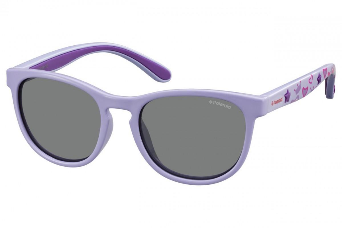 Детские очки Polaroid K6013D (PLD8013-S-QNV-46-MF), возраст: 4-7 лет
