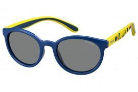 Детские очки Polaroid K6014B (PLD8014-S-MC1-46-JY), возраст: 4-7 лет