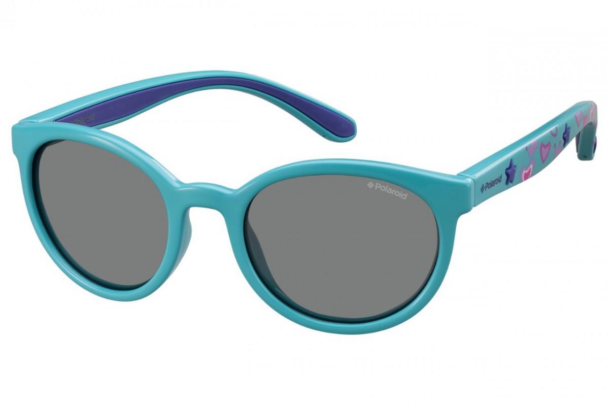 Детские очки Polaroid K6014C (PLD8014-S-NE7-46-MF), возраст: 4-7 лет