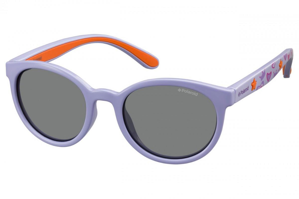 Детские очки Polaroid K6014D (PLD8014-S-QNV-46-MF), возраст: 4-7 лет
