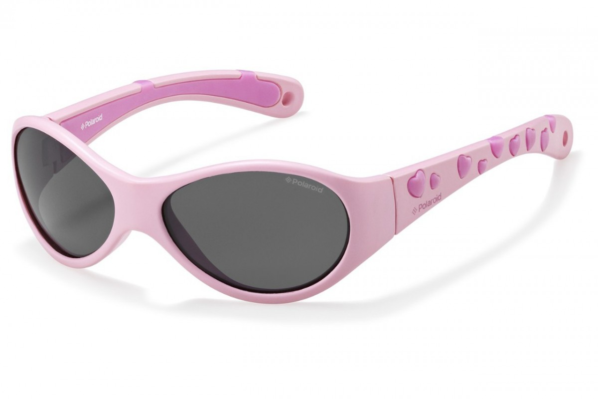 Детские очки Polaroid P0402-55L-46-Y2, возраст: 1-3 года