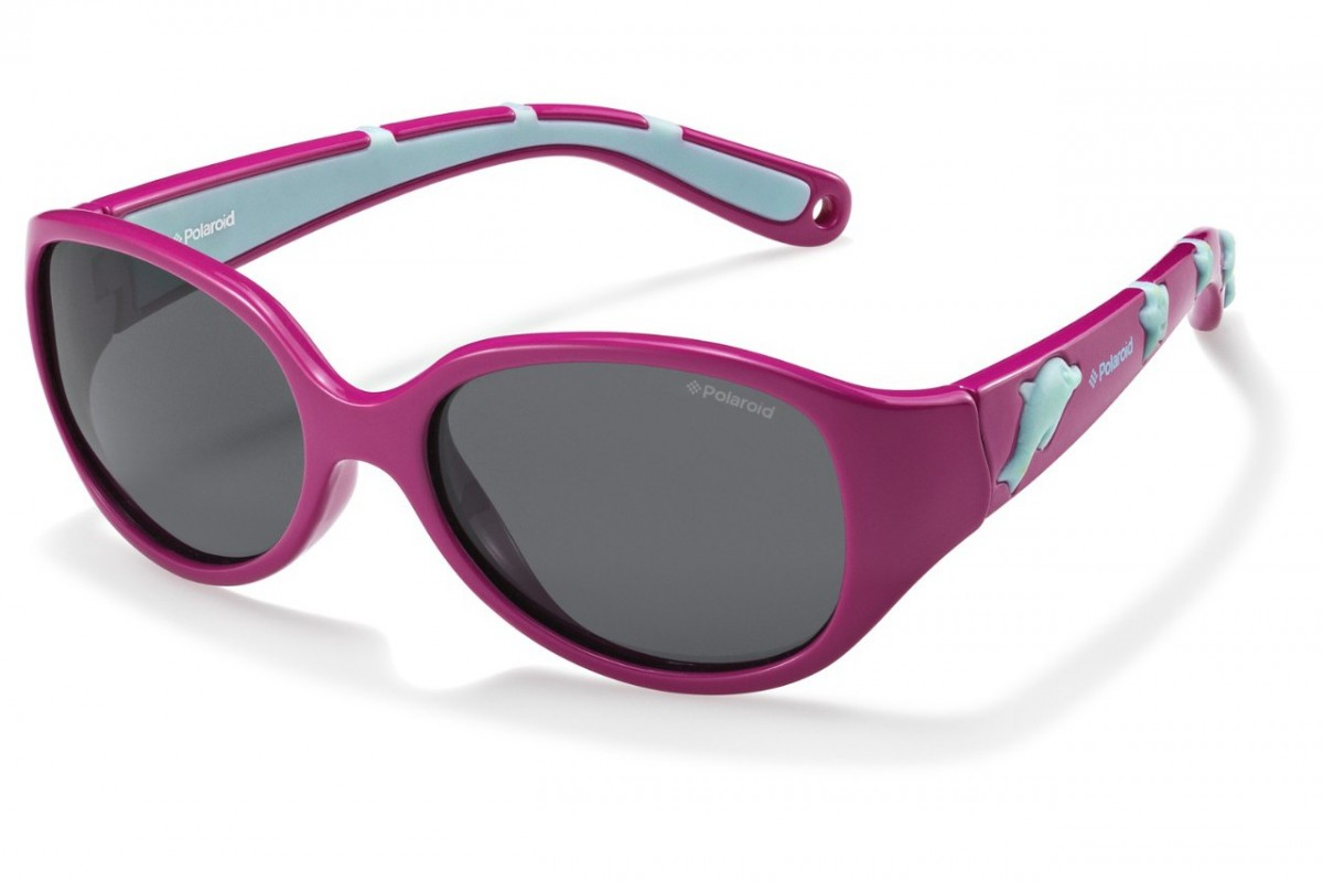 Детские очки Polaroid P0404B-3ZJ-44-Y2, возраст: 1-3 года