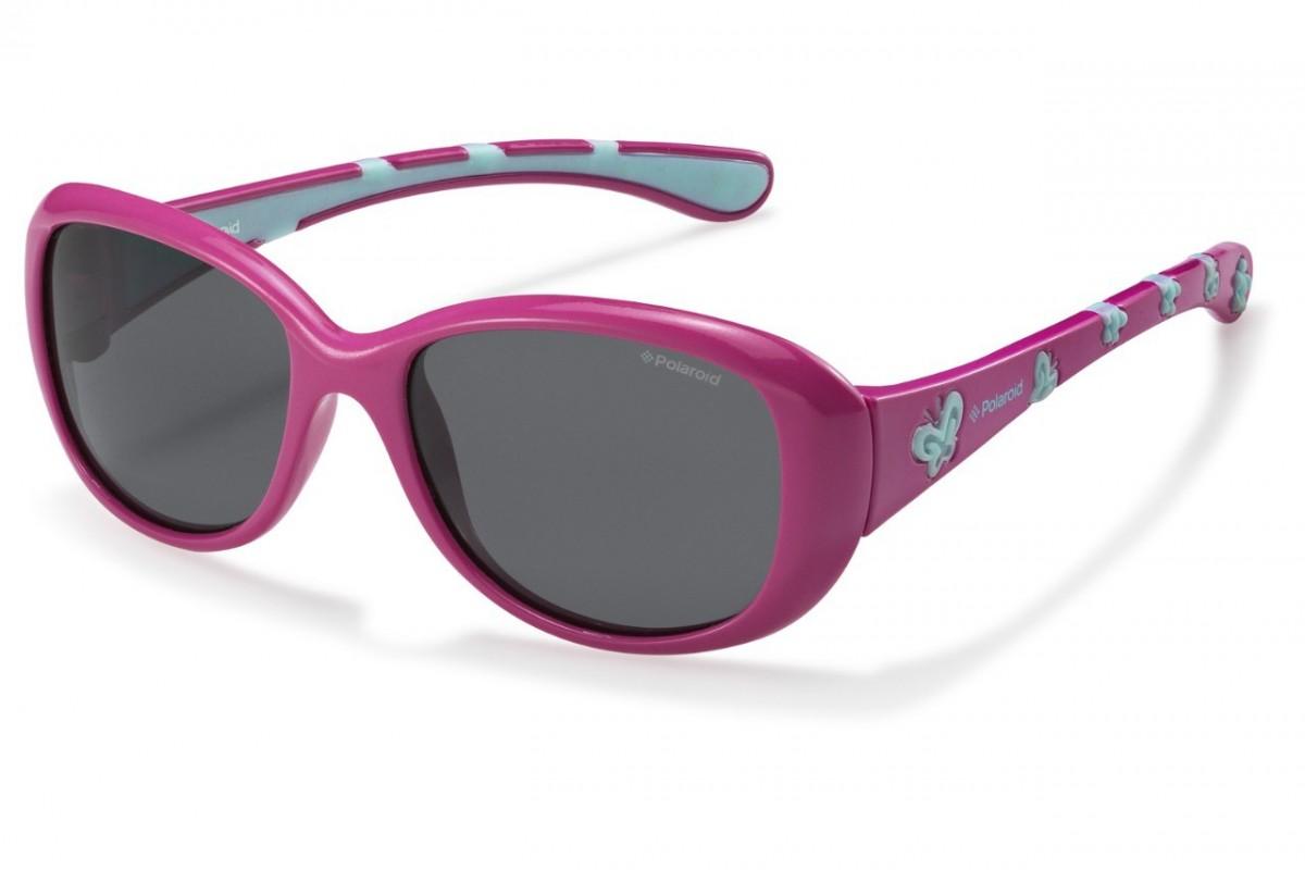 Детские очки Polaroid P0411B (P0411-3ZJ-45-Y2), возраст: 4-7 лет