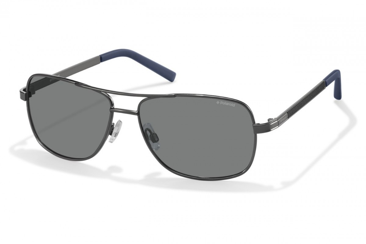 Очки Polaroid P6402C (PLD2029-S-KJ1-58-C3) (Солнцезащитные мужские очки)