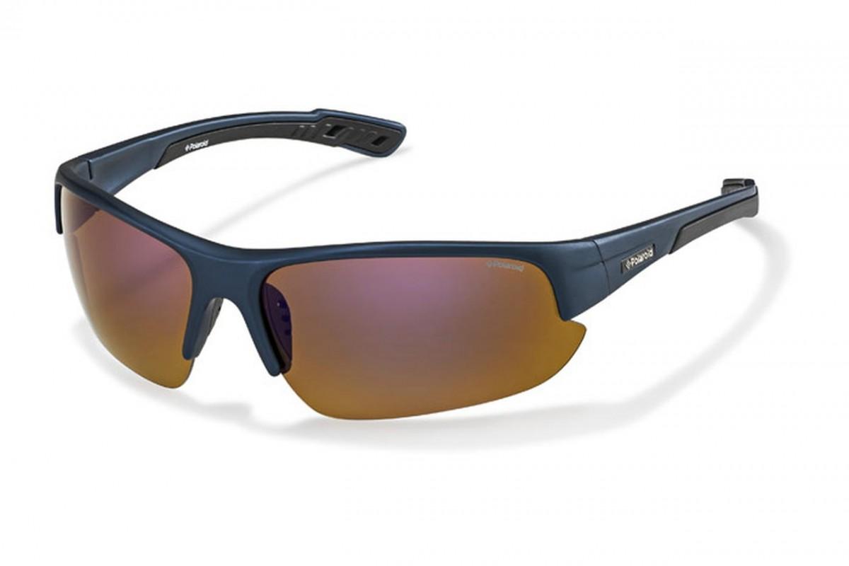 Очки Polaroid P7411C (P7411C-9N7-58-UV) (Солнцезащитные спортивные очки)